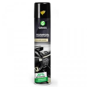 "Полироль-очиститель пластика GRASS ""Dashboard Cleaner"" лимон (аэрозоль 750 мл)"