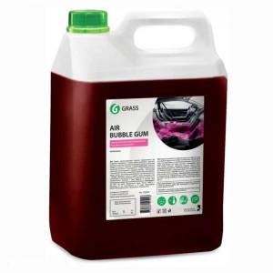 Концентрированный ароматизатор GRASS AIR bubble gum (канистра 5л)
