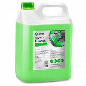 "Очиститель салона GRASS &""Textile cleaner&"" (канистра 5,4 кг)"