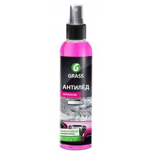 """Средство для размораживания стекол и замков GRASS &""""Defroster&"""" (флакон 250 мл)"""