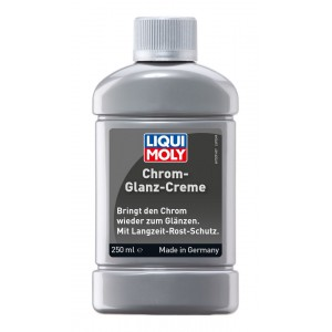Полироль для хромированных поверхностей Liqui moly Chrom-Glanz-Creme