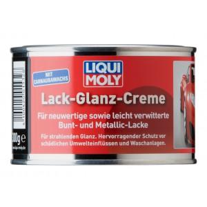 Полироль для глянцевых поверхностей Liqui moly Lack-Glanz-Creme