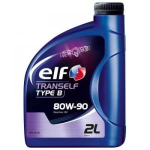 Трансмиссионное масло ELF TRANSELF TYPE B 80W-90