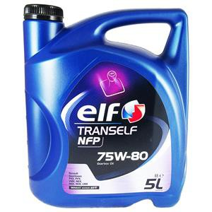 Трансмиссионное масло ELF  TRANSELF NPF 75W-80