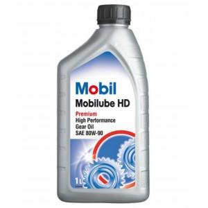 Трансмиссионное масло Mobil Mobilube HD 80W-90
