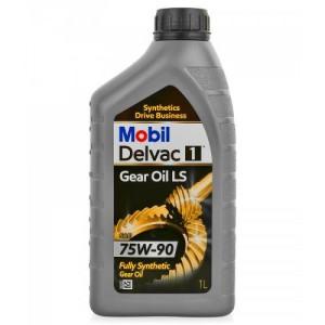 Трансмиссионное масло Mobil Delvac 1 GEAR OIL LS 75W-90