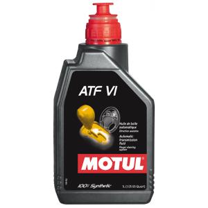 Трансмиссионное масло MOTUL ATF VI (DEXRON VI)