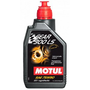 Трансмиссионное масло MOTUL Gear 300 LS 75W-90