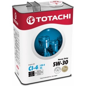 TOTACHI Heavy Duty 5W-30, 4 л