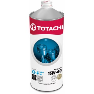 TOTACHI Heavy Duty 15W-40, 1 л