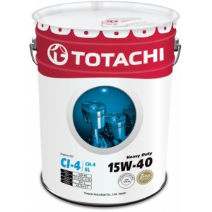 TOTACHI Heavy Duty 15W-40, 20 л