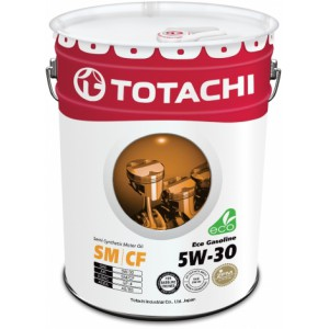 TOTACHI Eco Gasoline 5W-30, 20 л