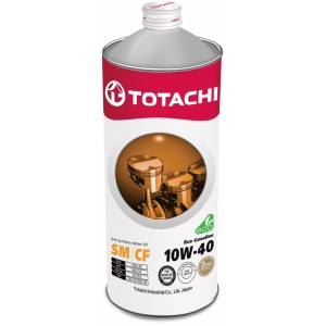 TOTACHI Eco Gasoline 10W-40, 1 л