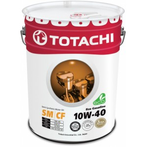 TOTACHI Eco Gasoline 10W-40, 20 л