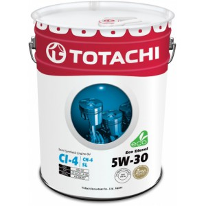 TOTACHI Eco Diesel 5W-30, 20 л