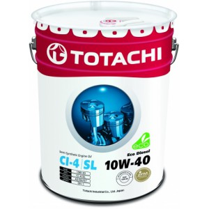 TOTACHI Eco Diesel 10W-40, 20 л