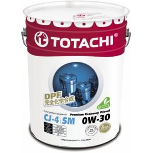 TOTACHI Premium Economy Diesel 0W-30, 20 л