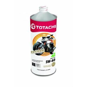TOTACHI SPORT 4T 5W-40, 1 л
