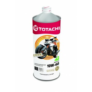 TOTACHI SPORT 4T 10W-40, 1 л