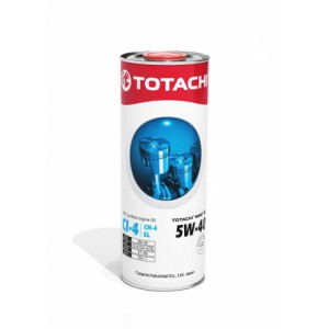 TOTACHI NIRO HD SYNTHETIC 5W-40, 1 л