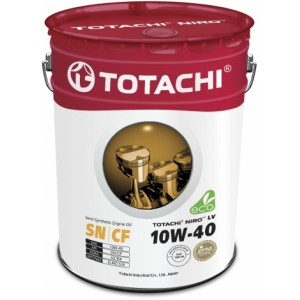 TOTACHI NIRO LV SEMI-SYNTHETIC 10W-40, 20 л