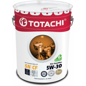 TOTACHI Eco Gasoline 5W-30 (new), 20 л