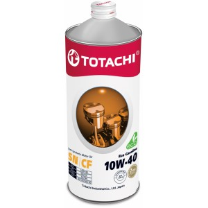 TOTACHI Eco Gasoline 10W-40 (new). 1 л