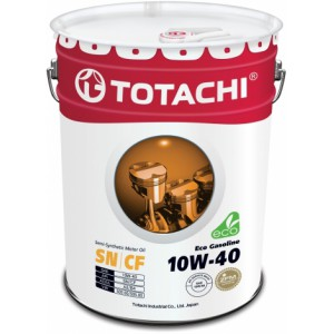 TOTACHI Eco Gasoline 10W-40 (new). 20 л