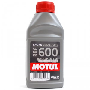 Тормозная жидкость MOTUL RBF 600 BRAKE FLUID, 0.5Л