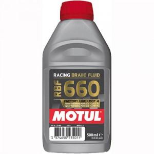 Тормозная жидкость MOTUL RBF 660 BRAKE FLUID, 0.5Л