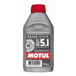 Тормозная жидкость MOTUL DOT 5.1 BRAKE FLUID, 1Л