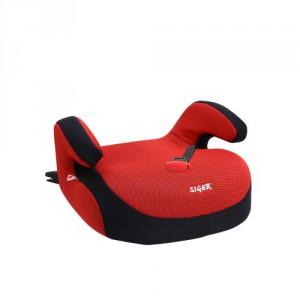 Детское автокресло Siger Бустер FIX(Цвет: Красный)