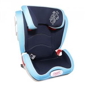 Детское автокресло Siger Олимп FIX(Цвет: Синий)