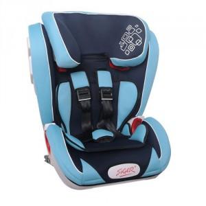 Детское автокресло Siger Индиго ISOFIX(Цвет: Синий)