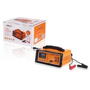 Зарядное устройство 0-15А 12В/24В, амперметр, ручная регулировка зарядного тока, импульсное (ACH-15A-08) AIRLINE