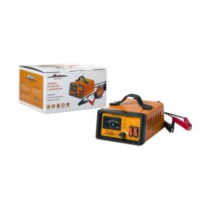 Зарядное устройство 5А 6В/12В, амперметр, ручная регулировка зарядного тока AIRLINE