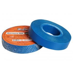 Изолента ПВХ, синяя, 15 мм*20 м AIRLINE