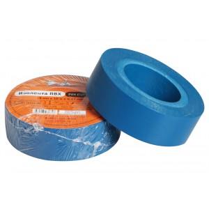 Изолента ПВХ, синяя, 19 мм*10 м AIRLINE