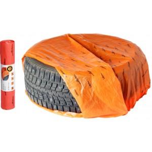 Мешки для колес R12-17, комплект 20 шт, размер 100х100 см AIRLINE