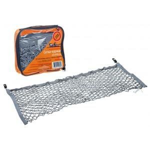 Сетка карман  45*90 см (2 пластиковых крючка, 2 крючка-самореза) AIRLINE