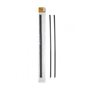 """Резинки стеклоочистителя 700 мм (28"""") (комплект 2 шт.) AIRLINE"""