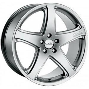 Диск колесный OZ Canyon 7.5x17/5x112 D79 ET35 Metal Silver