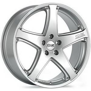 Диск колесный OZ Canyon ST 9.5x20/5x114.3 D79 ET40 Metal Silver
