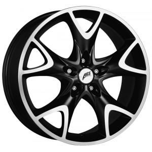 Диск колесный AEZ Phoenix 8.5x18/5x112 D70.1 ET35 dark