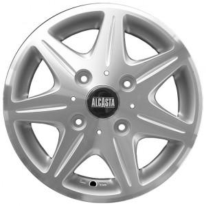 Диск колесный ALCASTA WK-190 5x14/4x100 D67.1 ET45