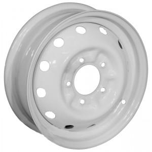 Диск колесный Кременчугский колесный завод ВАЗ-2121 5.5x16/5x139.7 D98 ET58