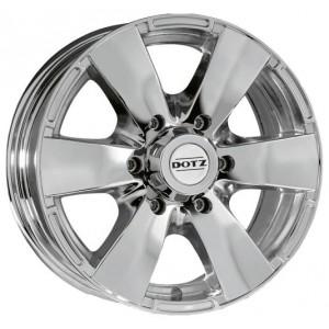 Диск колесный Dotz Luxor 8x17/5x139.7 D110