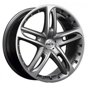 Диск колесный Antera 501 8.5x19/5x114.3 D75 ET32 Black polished