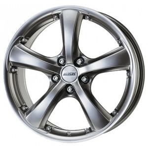Диск колесный Alutec Blade 9x20/5x120 D72.6 ET45 Polar Silver