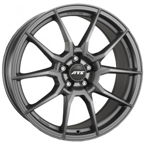 Диск 8.5x18 5x114,3 ET38 D75.1 ATS Racelight Racing Grey